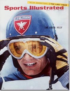 Jean Claude Killy #skiing