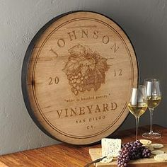 personalized wine cellar sign $150  			      			                                                          	$149.95                                                    			includes free gift box!  		                    			  			      			                            			      			        		  			                            			                              overall rating                         4.5920