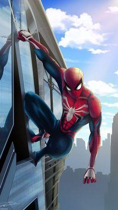 Amazing Spiderman, Image Spiderman, Art Spiderman, Spiderman Poster, Spiderman Pictures, Venom Spiderman, Spiderman Costume, Hero Marvel, Marvel Dc Comics