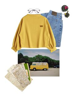 """roadtrip"" by belle-carrie ❤ liked on Polyvore featuring Calvin Klein and edgy"