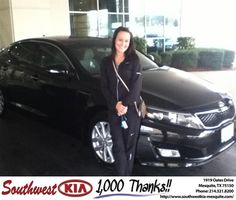 https://flic.kr/p/JiLnXf | #HappyBirthday to Kelsy from Jerry Tonubbee at Southwest Kia Mesquite! | deliverymaxx.com/DealerReviews.aspx?DealerCode=VNDX