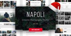 Napoli - Modern Photography Portfolio Theme  -  https://themekeeper.com/item/wordpress/napoli-photography-portfolio-theme