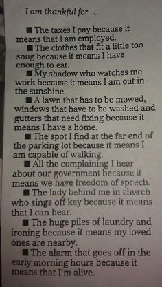 what a wonderful perspective