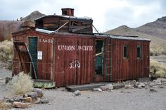 JD's Scenic Southwestern Travel Destination Blog: Rhyolite Ghost Town and the Goldwell Open Air Museum!
