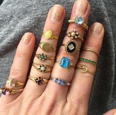 Jewelry OFF! Diament Jewelry Vintage Rings www. Bohemian Jewellery, Dainty Jewelry, Cute Jewelry, Luxury Jewelry, Jewelry Gifts, Jewlery, Vintage Accessories, Jewelry Accessories, Vintage Rings
