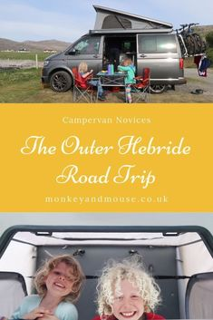Road trip through the Outer Hebrides in Scotland with this great itinerary!
