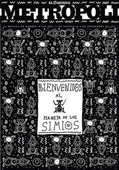 El Planeta de los Simios de Tim Burton (Planet of the Apes), 2001.