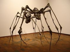 Spider Couple by Louise Bourgeois