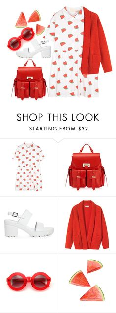 """""""#Earth Wind and Fire – September"""" by credentovideos ❤ liked on Polyvore featuring Chicnova Fashion, Aspinal of London, ASOS, Toast and Wildfox"""