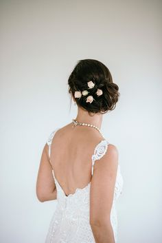 long hair updo, bridal hair style, soft side bun, wedding hair style. Hair by Sara of Absolutely Fabulous Hair www.absolutelyfabuloushair.co.nz Photo by Mike of Micimage