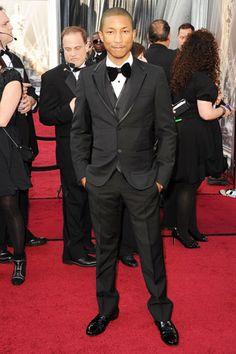 Pharrell Williams / Lanvin / Oscar 2012