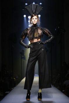 Image - Jean Paul Gaultier @ Paris Haute Couture A/W 2015 - SHOWstudio - The Home of Fashion Film