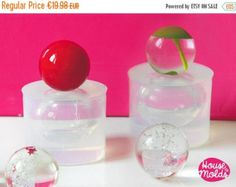 ON SALE-20%OFF 15 mm Multi Sphere Clear Mold4 by HOUSEOFMOLDS