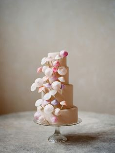 mushroom cake #wedding #cake