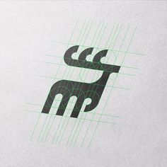 Мой авторский логотип.  Deer  logo.  #логотип #лого #дизайн #brand #branding…