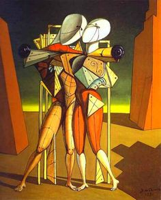 giorgio de chirico surrealismo pintura