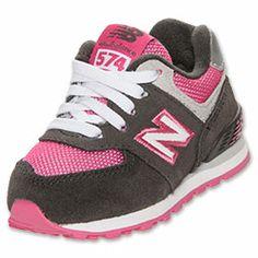 girls' preschool new balance 574 rainbow shoes nz