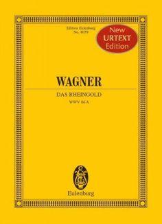 Das Rheingold, Wwv. 86a: For Soli And Orchestra