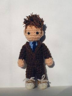 1000+ images about crochet doctor who on Pinterest Tenth ...