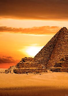 Gaza Pyramids, Egypt