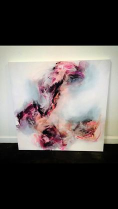 Brittany Lee Howard abstract painting
