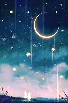 58 best Ideas for galaxy art painting guys Witchy Wallpaper, Star Wallpaper, Cute Wallpaper Backgrounds, Pretty Wallpapers, Aesthetic Iphone Wallpaper, Galaxy Wallpaper, Aesthetic Wallpapers, Phone Wallpapers, Beautiful Moon
