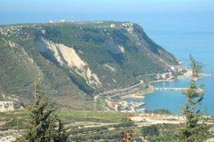 LEBANON, VIEW OF RAS CHEKKA