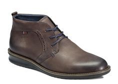 Ecco Contoured Mens Lace Up Desert Boot 632014-02072 - Robin Elt Shoes  http://www.robineltshoes.co.uk/store/search/brand/Ecco-Mens/ #Autumn #Winter #AW13