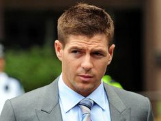 Is Steven Gerrard Liverpool's best looking player ever?