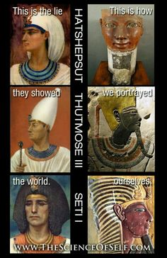 Ancient Egypt AFRICA The Israelites looked like the ancient Egyptians/ Kemet. Ancient Egypt, Ancient History, Black History Facts, Black Pride, African Diaspora, We Are The World, Black Power, African American History, World History