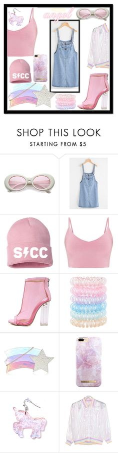 """""""Its A Lots"""" by faaliyah49 on Polyvore featuring WithChic, Accessorize and iDeal of Sweden"""
