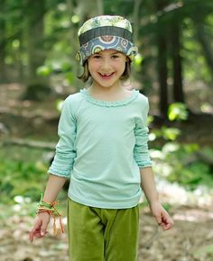 Heart-Soul-Pride, Fall 2012: Roger Bucket Hat  Matilda Jane Girls Clothing