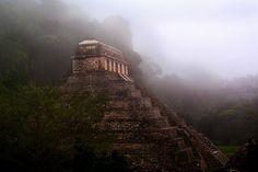 Palenque (La piramide de las inscripciones/tumba de Pakal) by DrCarlosAMG