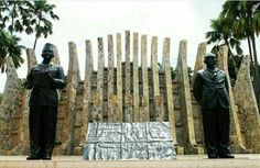 Tak bisakah kita melupakan dendam masa lalu dan berdamai dengan sejarah?  Tugu Proklamasi  #nsamfotografie