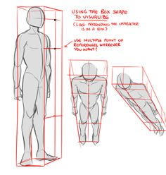Drawing the body in different angles | World Manga Academy