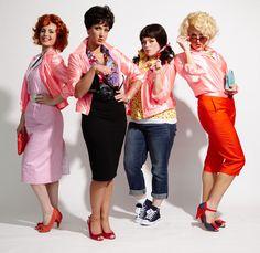Pink Ladies Costume | Ladies halloween costumes, Pink lady and ...