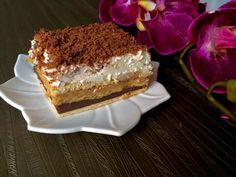 Karmelowiec - ciasto bez pieczenia - Blog z apetytem Tiramisu, Tea Party, Food And Drink, Tasty, Ethnic Recipes, Blog, Drinks, Desserts, Kitchens