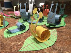 paper snails