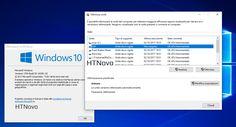 HTNovo: In Windows 10 Fall Creators Update la partizione E...