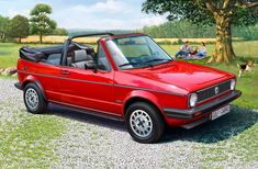 Revell has been providing detailed model kits for over 60 years. There's nothing like building a vehicle with your own hands like this VW Golf 1 Cabriolet.    –<em>Bill@ChoiceGear</em>