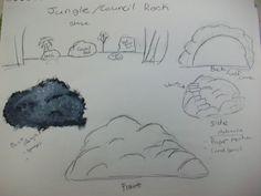 Jungle Book Council Rock Rendering 2012