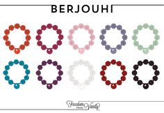 Berjouhi FFV Crochet Charm Bracelets: Follow our Journey as we travel throughout the world with Berjouhi's unique handmade floral crochet Freedom From Vanity charm bracelets. We offer these special bracelets in a variety of colors all including one of our many different charms making each piece truly unique. Choose from our selections of Teal, White, Black, Lavender, Hot pink, Orange, Red, Purple, Baby Pink, and Mint Green. https://www.facebook.com/Berjouhi