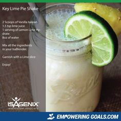shake Amazing protein shake recipes by Isagenix. Learn how the amazing Isalean Shake can fuel you with 24 grams of indentured protein as well as needed vitamins and minerals to make a complete meal replacement shake that tastes amazing Protein Shake Recipes, Protein Shakes, Protein Smoothies, Milkshake Recipes, Fruit Smoothies, Isagenix Snacks, Isalean Shake, Meal Replacement Shakes