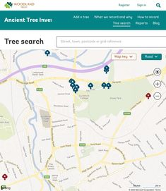 Three more Notable trees and two Veteran trees added to the ATI.