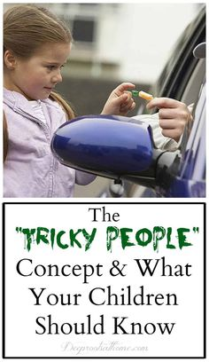 """'Tricky People' Concept: What Your Kids Need To Know In This.- 'Tricky People' Concept: What Your Kids Need To Know In This Culture """"Tricky People"""": What Your Kids Need To Know In This Culture Go over this with the kids asap! Parenting Advice, Kids And Parenting, Single Parenting, Teaching Kids, Kids Learning, Kids Fever, Stranger Danger, Christian Parenting, Child Safety"""