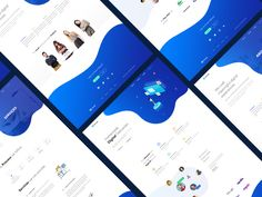 Digital agency or it company website design by Mythics Design
