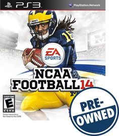 Ncaa Football 14 - PRE-Owned - PlayStation 3