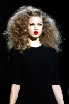 Lindsey Wixson at Marc by Marc Jacobs, fall 2013