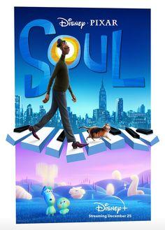 Disney Pixar, Film Disney, Disney Movies, Film Pixar, Pixar Movies, Pulp Fiction, Pixar Poster, Soul Movie, The Incredibles 2004