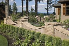 Even with a brick fence, you need beautiful landscaping to go along with it. Sod can help. See what it costs by clicking on the pin.